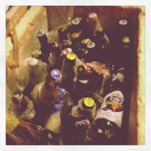 Cerveja griga na São Salvador