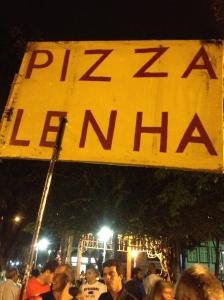 Pizza na Lenha na São Salvador
