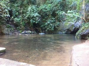 Cachoeira Horto